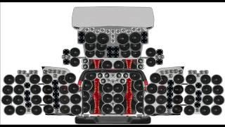 Mix Tecno 12Bass Som Automotive-Fusion3-TC11 DJ jUANCHO PaPa