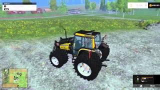 getlinkyoutube.com-Farming Simulator 2015 Valtra Valmet 6400 Tractor Mod