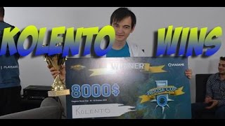 getlinkyoutube.com-VIAGAME Hearthstone WINNER Ceramony and interview! KOLENTO!