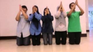 getlinkyoutube.com-Video tutorial Tari Saman (hanya suara syech dan rapai) by SAFIR FIB UB