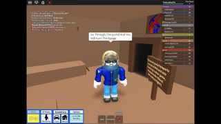 getlinkyoutube.com-ROBLOX High School: How To Get The 'To The Mines' Badge