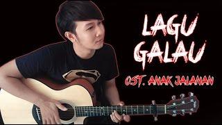 getlinkyoutube.com-(Al Ghazali) Lagu Galau - Nathan Fingerstyle | Guitar Cover & Lirik | OST. Anak Jalanan