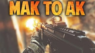 getlinkyoutube.com-MAKAROV TO RARE AK - Escape from Tarkov