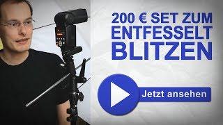 getlinkyoutube.com-ENTFESSELT BLITZEN - STARTERSET UNTER 200 EURO