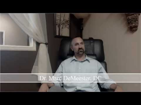 Dr. DeMeester talks about treating whiplash and Meniere's disease