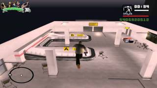 getlinkyoutube.com-GTA San Andreas Como entrar Francis International Airport (GTAIII) - Inframundo