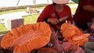 getlinkyoutube.com-Malaysia's honey jackfruit