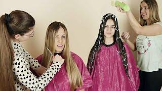 getlinkyoutube.com-Hair2U - Sladjana & Jovana Hair Wash & Play Preview