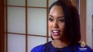 Miss Japan challenges the norm