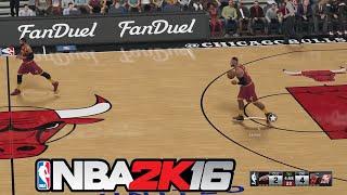 getlinkyoutube.com-NBA 2K16 Gameplay - Offense & Defense Improvements | Play-Calling & MORE!!!