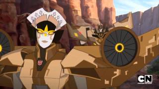 getlinkyoutube.com-Transformers Robots in Disguise Season 2 Episode 5 Cover Me (Preview)