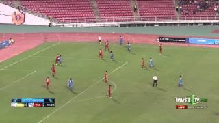 getlinkyoutube.com-ฟุตบอลชิงแชมป์เอเซีย U23 ทีมชาติไทย 5-1 ทีมชาติ ฟิลิปปินส์ 29/03/58