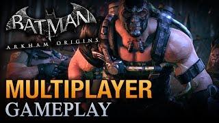 getlinkyoutube.com-Batman: Arkham Origins - Multiplayer Gameplay #3
