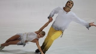 getlinkyoutube.com-Jesus! They have a wow-factor! Volosozhar & Trankov hold the audience completely rapt