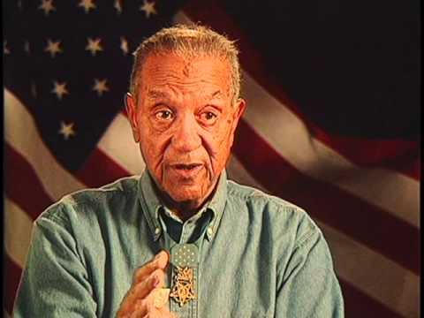 Vernon Baker, Medal of Honor, WWII