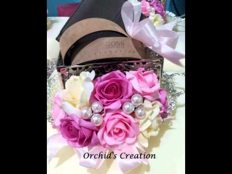 Orchid's Creation and Events (Hantaran Eksklusif)
