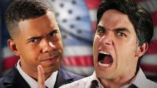 getlinkyoutube.com-Barack Obama vs Mitt Romney. Epic Rap Battles Of History Season 2.