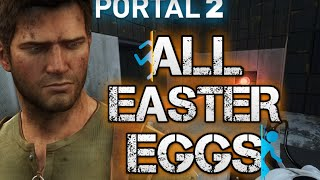 getlinkyoutube.com-Portal 2 | All Easter Eggs | Secrets | Achievements | Last Level
