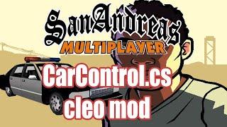 getlinkyoutube.com-GTA - SAMP 0.3.7 Car Control | Cleo Mod | Download