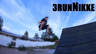 getlinkyoutube.com-This Is 3runNikke - Freerunning & Street Stunts 2014 / RUN Media