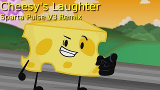 getlinkyoutube.com-[heppeh burfdai SterGameX] [Inanimate Insanity] Cheesy's Laughter Has A Sparta Pulse V3 Remix