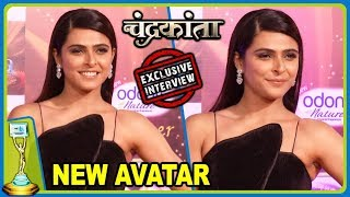 Madhurima Tuli aka Chandrakanta's NEW AVATAR At ITA Awards 2017 | EXCLUSIVE Interview