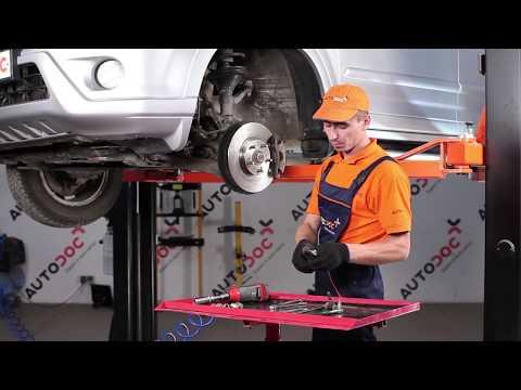 Расположение у Honda Pilot резинок стабилизатора