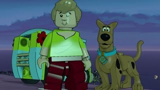 getlinkyoutube.com-LEGO Dimensions - Scooby-Doo Open World Free Roam (Scooby-Doo Adventure World)