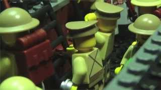 lego ww1 The Battle of the Somme
