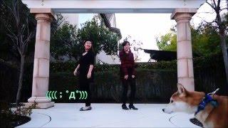 getlinkyoutube.com-【pebble x Ada】Fiestar Miraculous Ladybug Theme Song Dance Cover