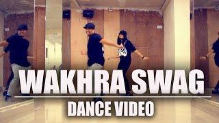 getlinkyoutube.com-Wakhra Swag Dance Choreography || Rockstar Dance Studios || BADSHAH