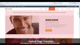 getlinkyoutube.com-Big Junior - Page Templates