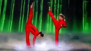 getlinkyoutube.com-Bruce Sistaz - Britain's Got Talent Live Semi-Final - itv.com/talent - UK Version