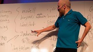 Alexander Bard – Hur ska organisationer klara omställningen till det digitala samhället?
