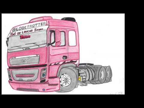 Desenhos de carros tunados 3ª Edição