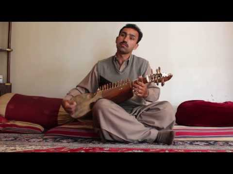 Rabab Player from Peshawar