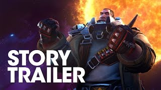 getlinkyoutube.com-Battleborn: Live Together or Die Alone – Story Trailer
