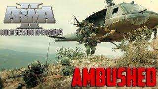 getlinkyoutube.com-ARMA 2 MSO Vietnam - Ambushed