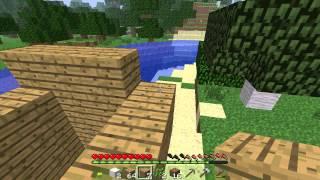 Minecraft filmer på svenska del 1