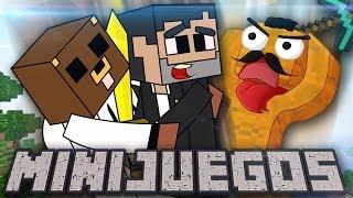 getlinkyoutube.com-NO TE CAIGAAAAAAAAAAAS! | Minecraft Minijuegos