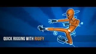getlinkyoutube.com-Quick Rigging With Rigify in Blender