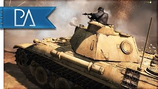 getlinkyoutube.com-DEATH FROM ABOVE - Company of Heroes 2 Gameplay