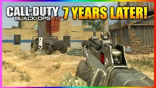 Call of Duty Black Ops 7 Years Later