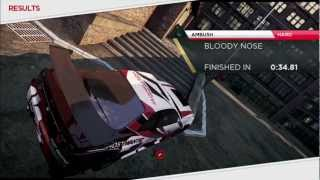 getlinkyoutube.com-Need for Speed: Most Wanted (2012) Nissan Skyline GT-R (R34) Gameplay All events - NFS Heroes DLC