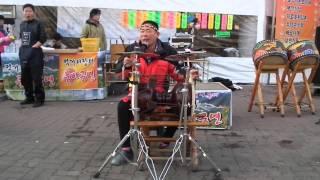getlinkyoutube.com-이재주 품바님 - 전체 영상 / 강원도 화천군(화천 산천어)축제 2012.1.17