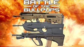 getlinkyoutube.com-BATTLE OF THE BULLPUPS: Steyr AUG vs. FN 2000 vs. IWI TAVOR