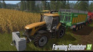 getlinkyoutube.com-Wałek do Kiszonki S1E25   Farming Simulator 17
