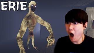 getlinkyoutube.com-[ERIE]꼬물랑(?)괴물을 피해 연구소를 탈출하라!! [공포게임 실황 김왼팔]