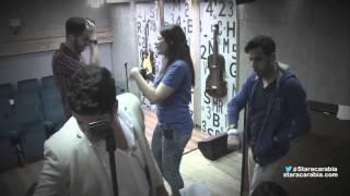 خلاف مروان يوسف و مرتضى النجم في الأكاديمية - ستار اكاديمي 11