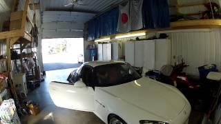 getlinkyoutube.com-HONDA S2000 hard top removal